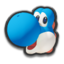 MK8 Light-Blue Yoshi Icon.png
