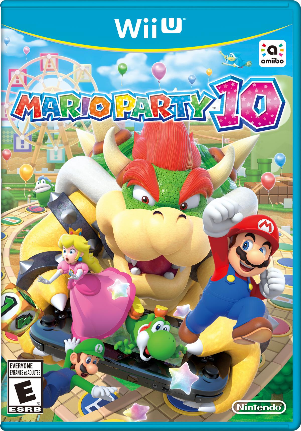 Mario Party 10 Super Mario Wiki The Mario Encyclopedia