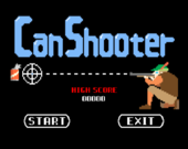 Can shooter title screen.png