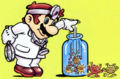 Dr. Mario and Virus Artwork - USA 1991 Flyer.png