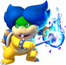 Ludwig von Koopa - Super Mario Wiki, the Mario encyclopedia