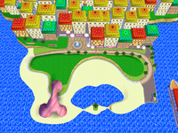 maps mario kart double dash tracks