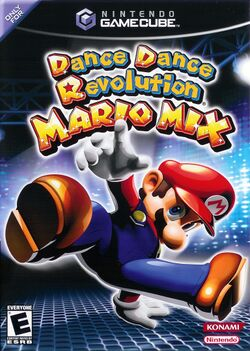 Dance Dance Revolution Mario Mix Super Mario Wiki The
