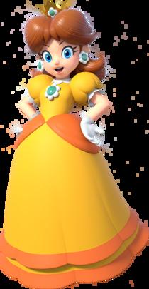 Princess Daisy Super Mario Wiki The Mario Encyclopedia