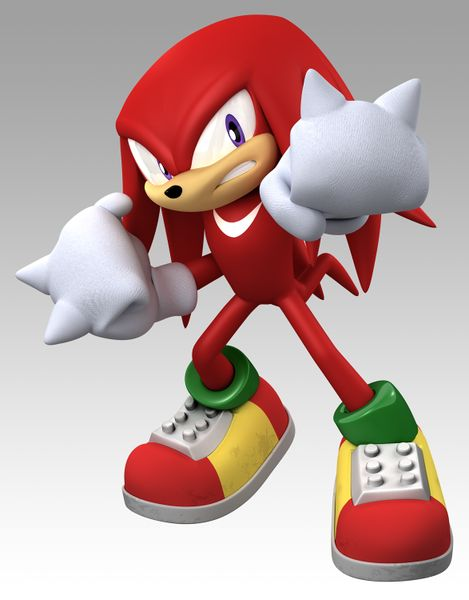 knuckles hedgehog. Knuckles the Echidna