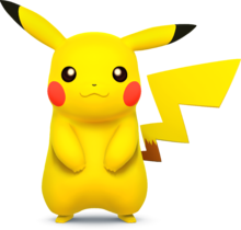 SSB4 - Pikachu Artwork.png