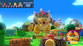 Bowser In Party Mode Mario 10