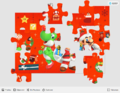 Mario and Yoshi Holiday Jigsaw Puzzle Online gameplay.png
