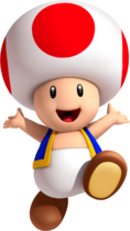 Toad Artwork - Super Mario 3D Land.png