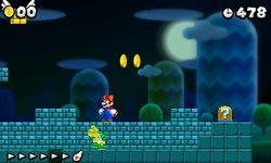 List Of New Super Mario Bros 2 Glitches Super Mario Wiki The