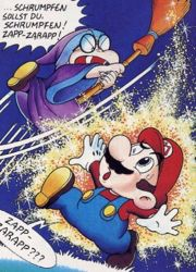 Mario In Mariozilla Super Mario Wiki The Mario Encyclopedia