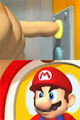 Cutscene - Mario about to head for the elevator.png