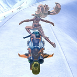 MK8 Pink Gold Peach Bike Trick.png