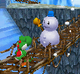 A Mr. Blizzard in Super Mario 64 DS.