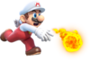 Fire Mario Artwork - Super Mario 3D World.png