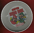 Wilton Super Mario Brothers Cake Pan Instructions