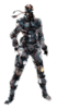 Solid Snake MGS Sticker.png