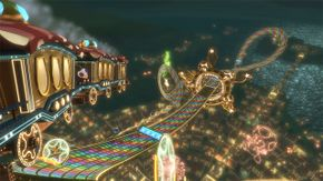 Rainbow Road N64 Super Mario Wiki The Mario Encyclopedia