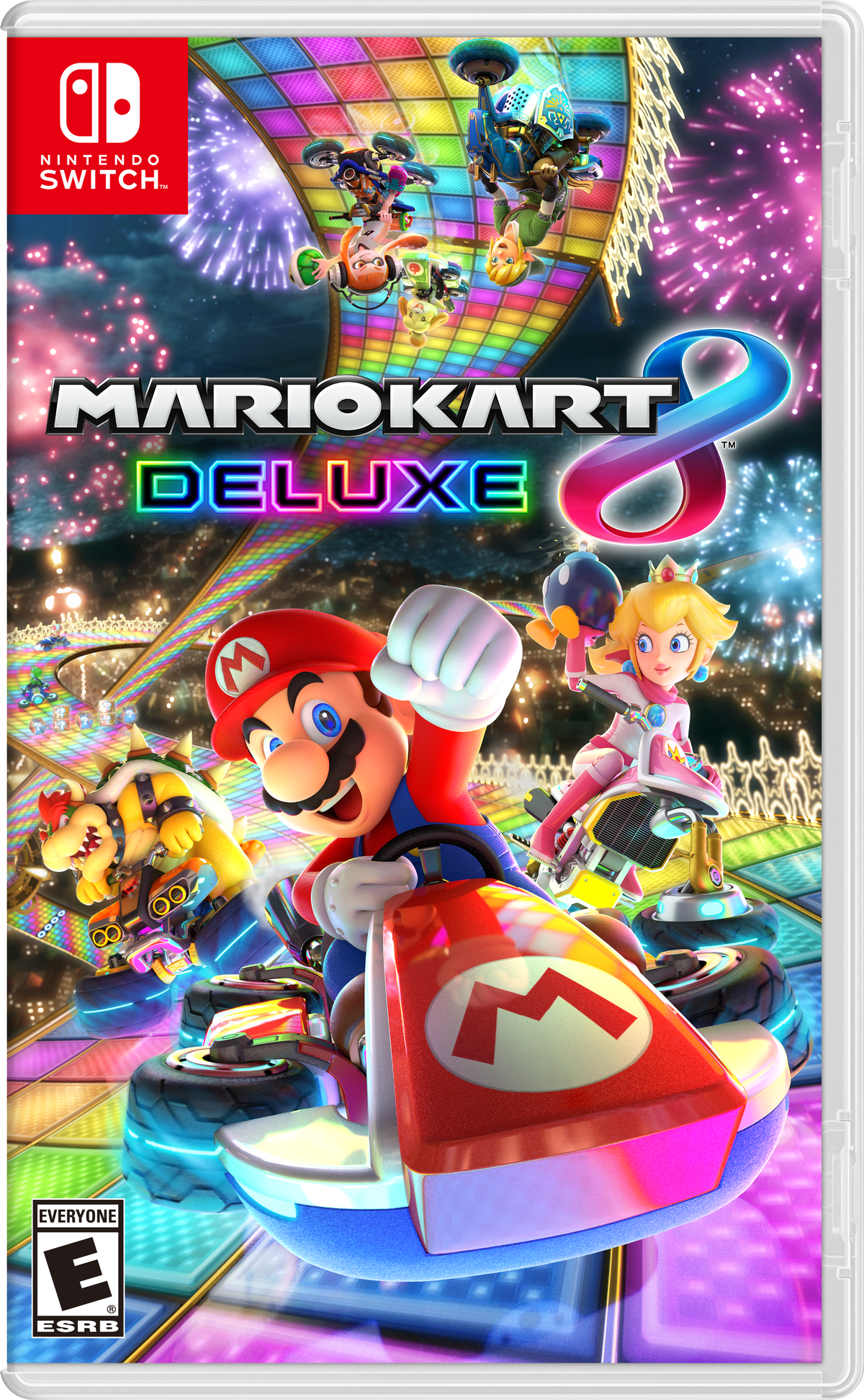 Mario Kart 8 Deluxe Super Mario Wiki The Mario Encyclopedia