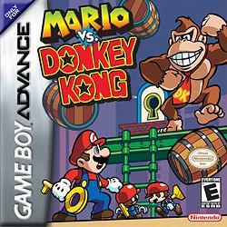 mario vs donkey kong gba manual
