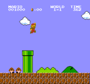 List of Mario knockoffs acknowledged by Nintendo - Super
