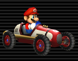 Mercedes A Class >> Classic Dragster - Super Mario Wiki, the Mario encyclopedia
