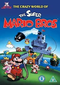 The Super Mario Bros Super Show Volume One Dvd Super Mario