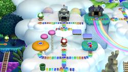Meringue Clouds Super Mario Wiki The Mario Encyclopedia