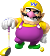 Wario Artwork - Mario Golf World Tour.png