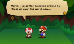 Full Name Traveling Toad Species First Appearance Paper Mario Sticker Star