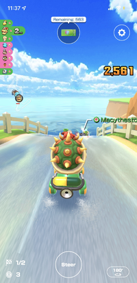 Mario Kart Tour Super Mario Wiki The Mario Encyclopedia