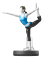 Wii Fit Trainer amiibo.png