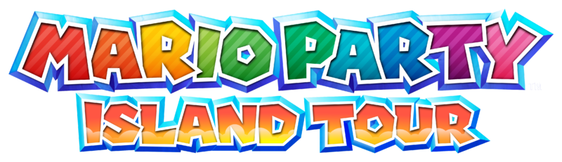 File:Logo - Mario Party Island Tour.png