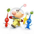 Super Smash Bros. Wii U / 3DS *Spoilers* 120px-OlimarSSB4