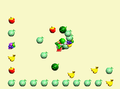 Yoshi's Story Filled Up Fruit Frame.png