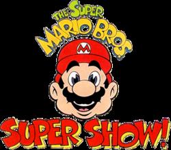 the super mario bros super show super mario wiki the mario
