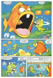 Love Flounders - Super Mario Wiki, the Mario encyclopedia