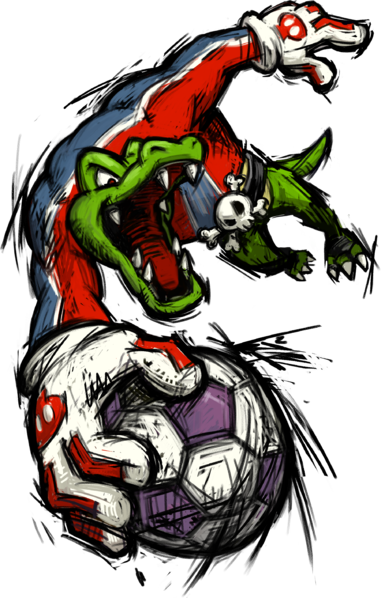 File:Kritter - Super Mario Strikers.png