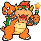 Bowser Star Rod Artwork - Paper Mario.png