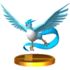 SSB3DS Articuno Trophy.png