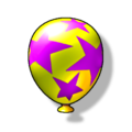 DDRDS - Balloon Yellow.png