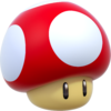 Super Mushroom Artwork - Super Mario 3D World.png