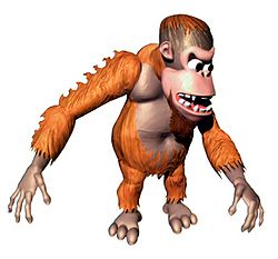 Manky Kong - Super Mario Wiki, the Mario encyclopedia