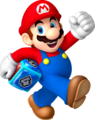 Mario Artwork (alt) - Mario Party Island Tour.png