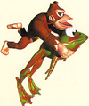 DK and Winky DKC.png
