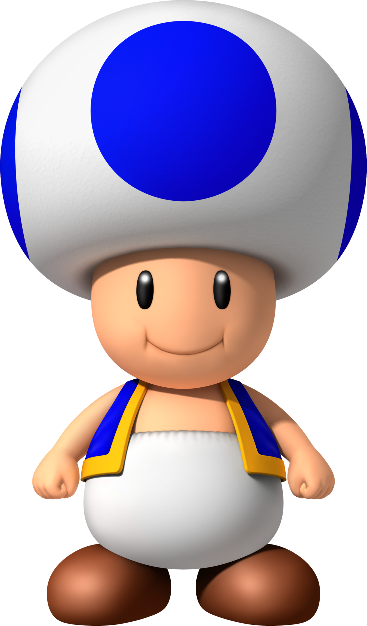 Blue Toad Character Super Mario Wiki The Mario Encyclopedia
