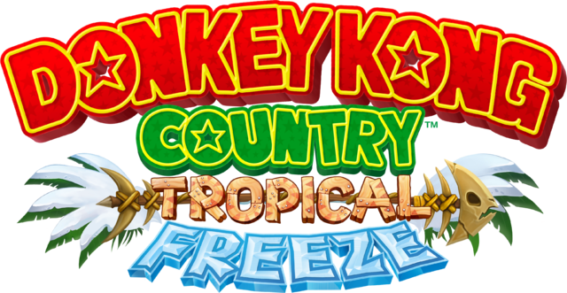 Donkey Kong Country : Tropical Freeze | Wii U 640px-Logo_EN_Final_-_Donkey_Kong_Country_Tropical_Freeze