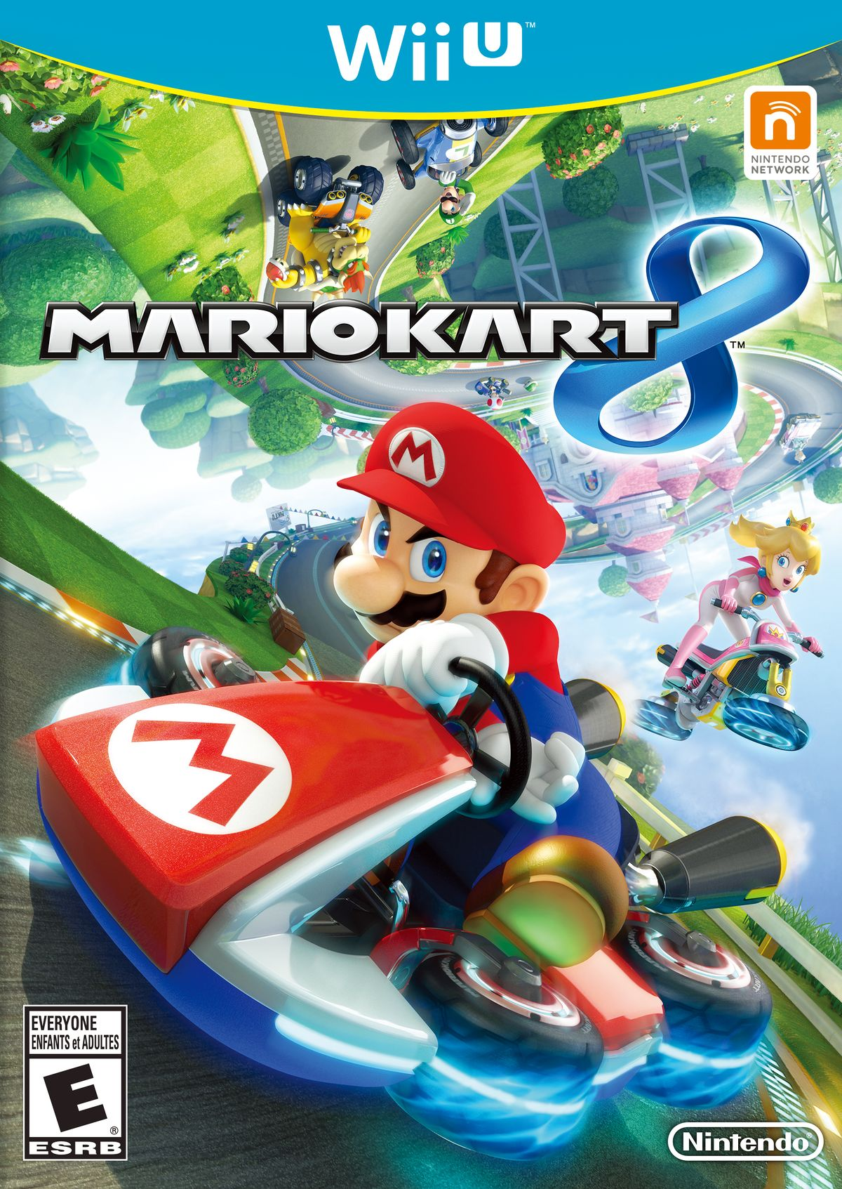 Mario Kart 8 Super Mario Wiki The Mario Encyclopedia