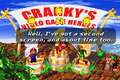 Cranky's Video Game Heroes DKC2 GBA.png