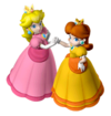 Peach and Daisy Sticker.png